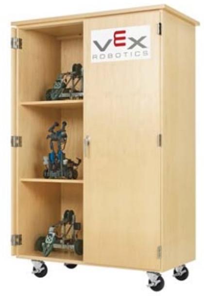 Diversified VXM-4424M Robot Compartment Storage Cabinet