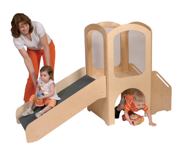 Steffy Wood Products ANG1617 Toddler Loft Set