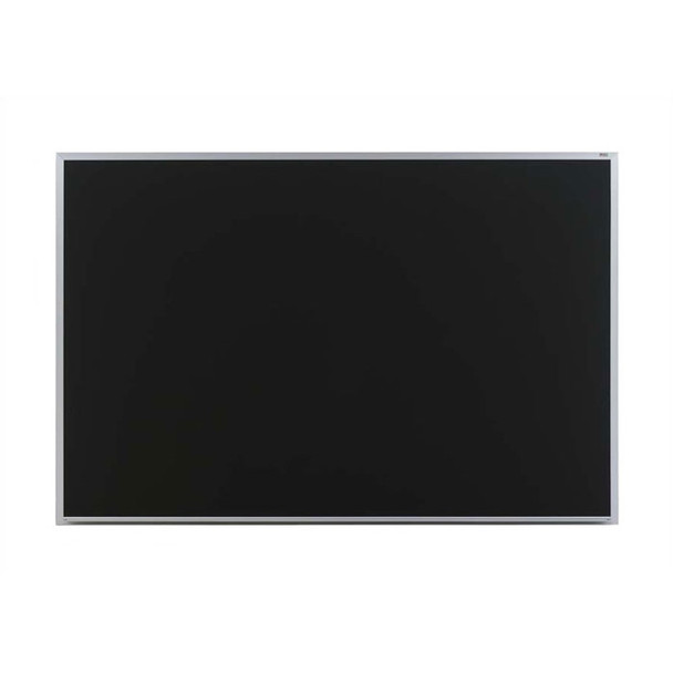 Marsh Industries PR404-1460 Pro-Lite Porcelain Chalkboard with Aluminum Trim 48 x 48