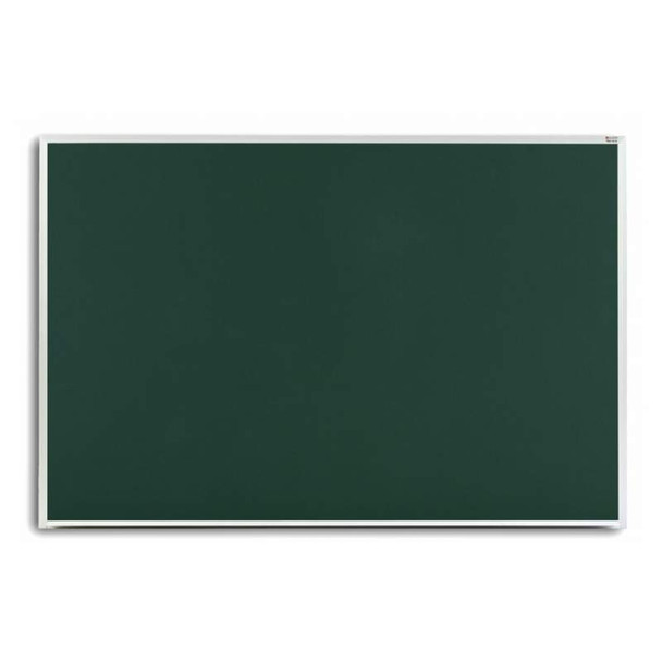 Marsh Industries PR405-1460 Pro-Lite Porcelain Chalkboard with Aluminum Trim 48 x 60