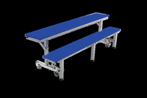 AmTab MCB6 Mobile Convertible Bench Unit 29 x 6