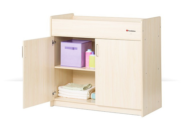 Foundations 1671047 SafetyCraft Changing Table
