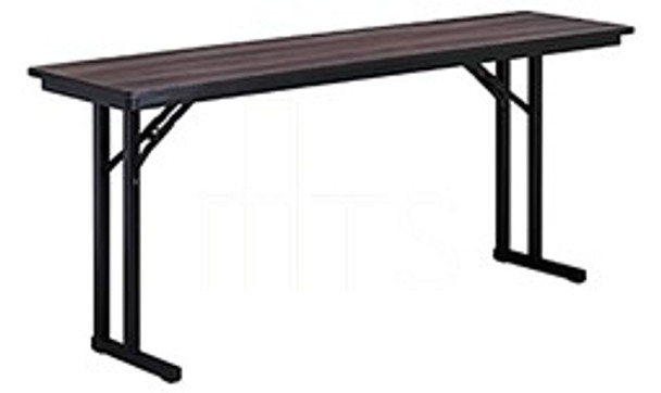 MTS Seating 415-2472-ML Continuity Meeting Room Leg Folding Table 24 x 72