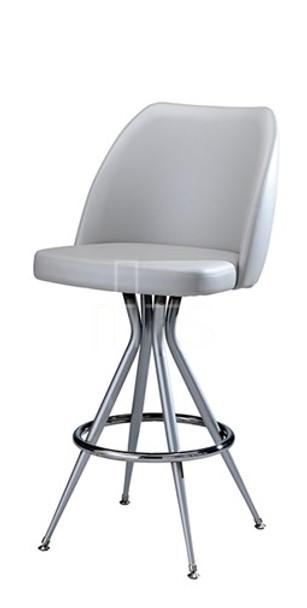 Groovy Mts Seating 316 30 X Emma Swivel Guest Bar Stool 30 Inch Seat Height Inzonedesignstudio Interior Chair Design Inzonedesignstudiocom