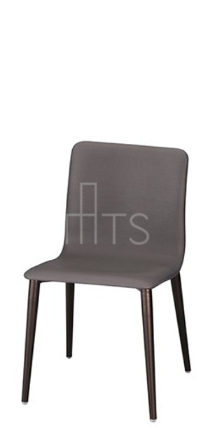 MTS Seating 8612-E Lehto Tapered Leg Guest Chair 18 Inch Seat Height
