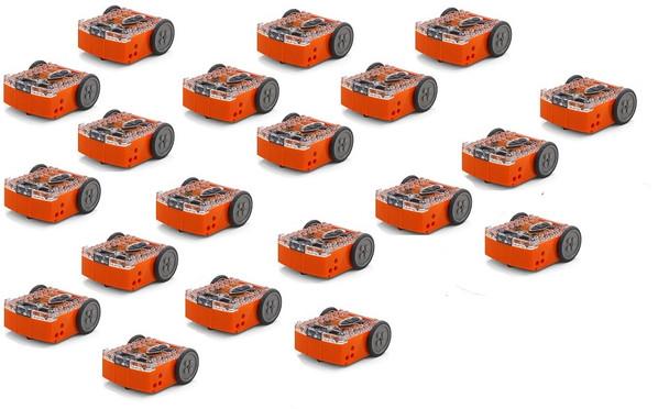 Hamilton Buhl EDIBOT-20 STEAM Education Edison Robot Kit Set of 20