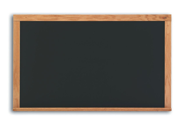 Marsh Industries WS40500 Composition Chalkboard with Oak Trim 48 x 60