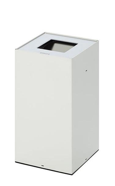 Magnuson Riga Single Top 13.2 Gallon Compartment Waste Receptacle Painted Body