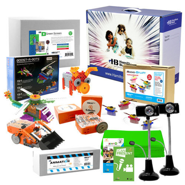 Hamilton Buhl STEM-2E Beginner Skill Level Starter STEAM Pack
