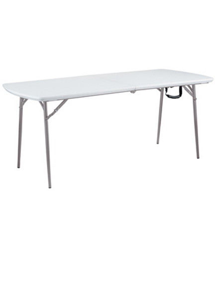 Bmfih3072 Blow Molded Fold In Half Table 30 X 72 L Affordable
