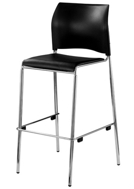 Amazing National Public Seating 8710B 11 10 Cafetorium Bar Stool With Padded Seat Bralicious Painted Fabric Chair Ideas Braliciousco