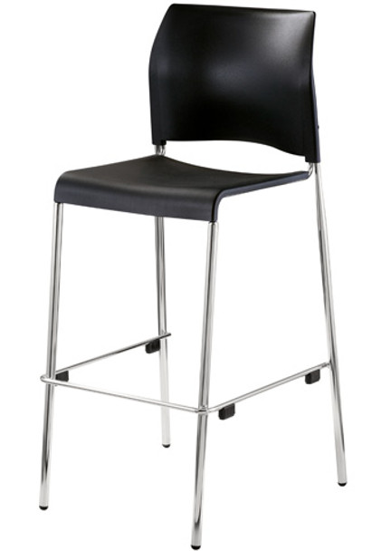 Astounding National Public Seating 8810B 11 10 Cafetorium Bar Stool With Plastic Seat Forskolin Free Trial Chair Design Images Forskolin Free Trialorg
