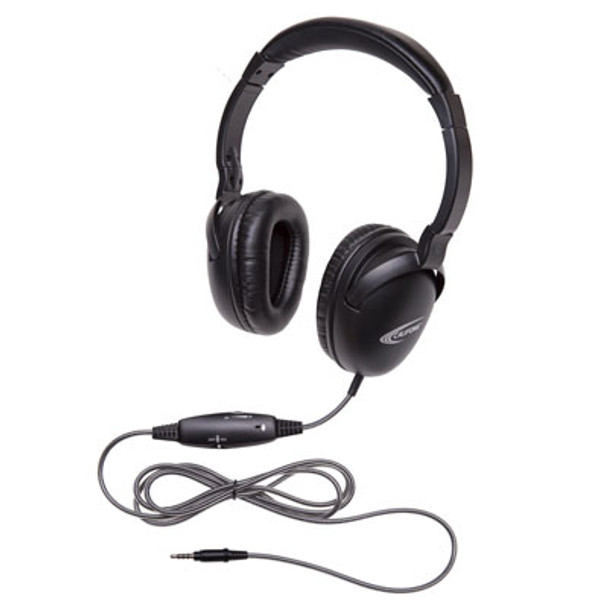 Califone 1017IMT NeoTech Plus Headset with 3.5mm gold-plated stereo 4-conductor