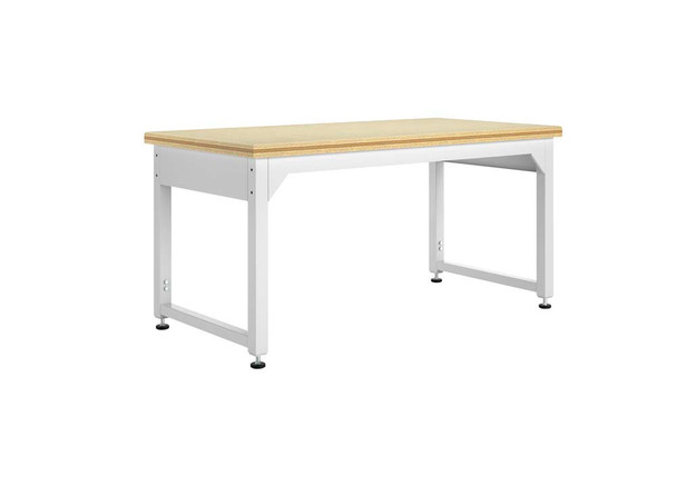 Diversified AMS-7230S Adjustable Height Fab-Lab Workbench with Shop Top 72 W x 30