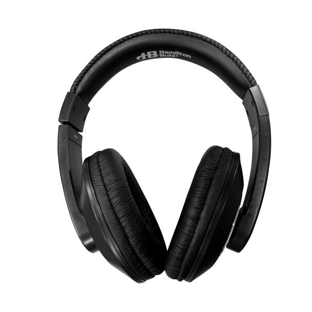 Hamilton Buhl ST1BKU Smart-Trek Deluxe Stereo Headphone USB Plug