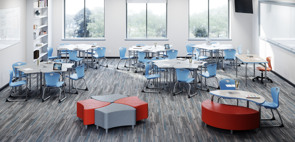 Modern Collaborative Classroom Package #5