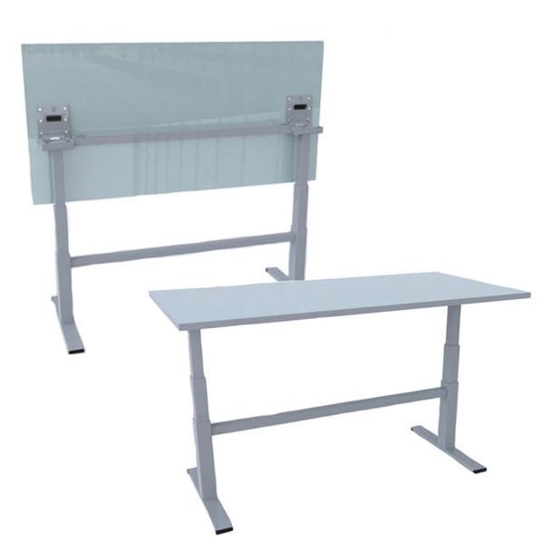 CEF HATT-DE2 Height Adjustable Tilt Table with Markerboard Surface
