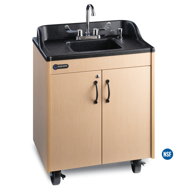 Ozark River CHSTM-AB-AB1N Lil' Premier Portable Hot Water Hand Sink