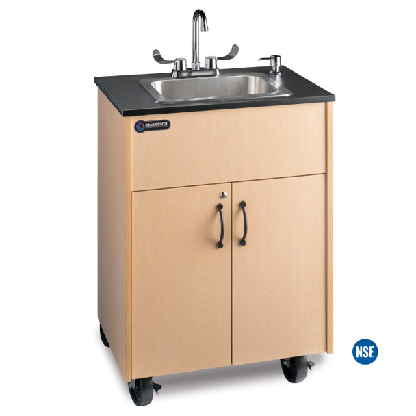 Ozark River ADST-LM-SS1DN Premier 1D Portable Hot Water Hand Sink
