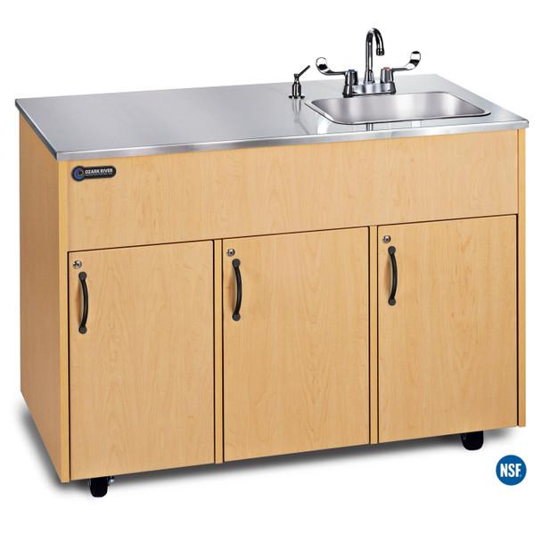 Ozark River ADAV-SS-SS1DN Advantage S1D Portable Hot Water Hand Sink