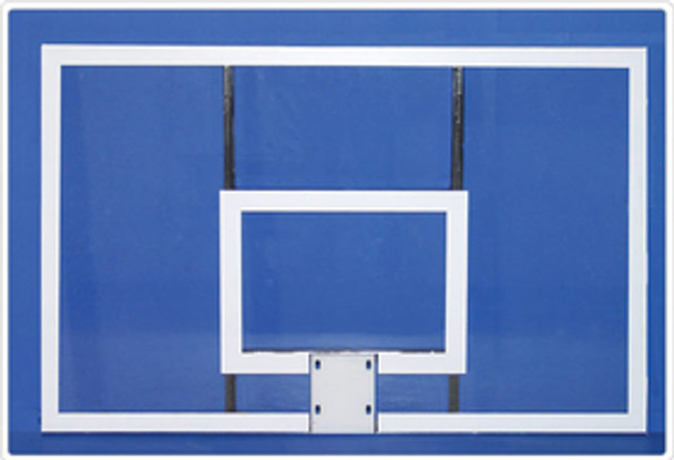 SportsPlay 542-200 Acrylic Rectangular Backboard