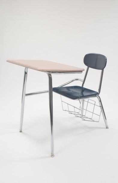 CD5117 Book Basket Combination Desk