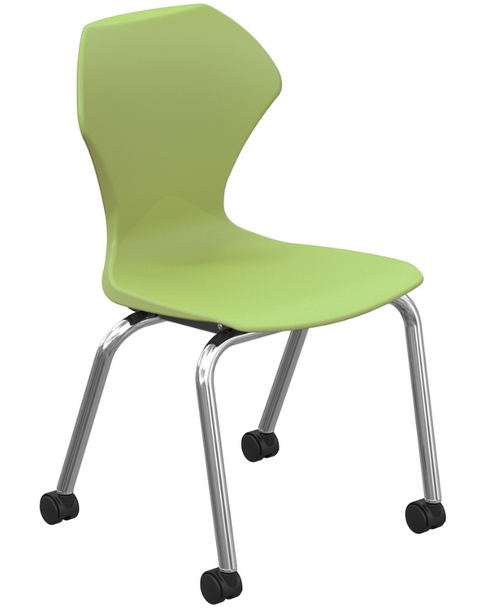 Marco Group Inc 38102-16 Apex Series Caster Chair 16 Inch Seat Height