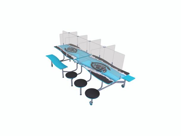 AmTab TABLE SHIELD Table Shields