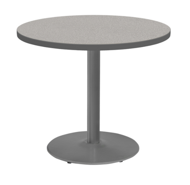 """Marco Group Inc MG2543-242GY Round Top Stand Up Cafe Table 30""""W x 30""""L"""