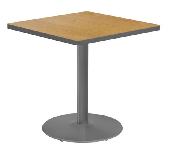 """Marco Group Inc MG2511-242GY Square Top Stand Up Cafe Table 30""""W x 30""""L"""