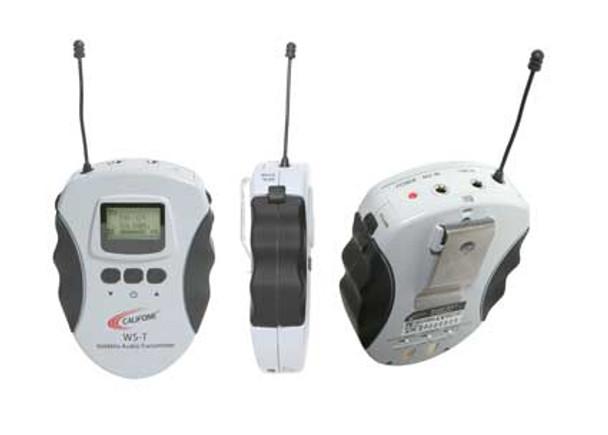 Califone WS-T Wireless Audio System Transmitter
