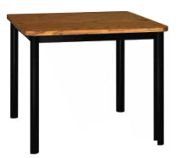 Ironwood Manufacturing GLT484829 Square Library Table