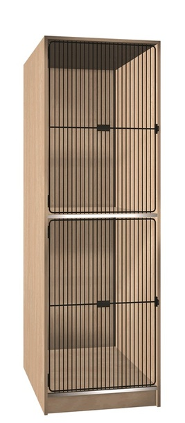 Ironwood Manufacturing 502-14-G Grill Door Music Storage