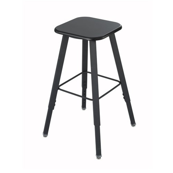 Safco 1205 AlphaBetter Stool 26 to 42 Adjustable Height