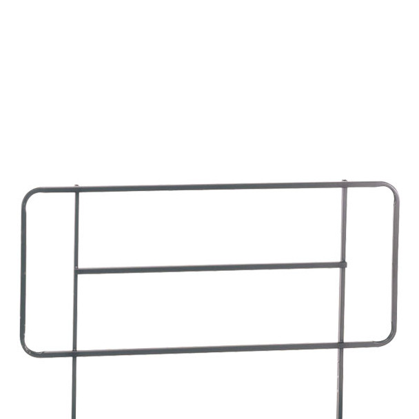 Midwest TFSB72-4 Back Rail for Fourth Step for Reverse Unit Transfold Choral Risers 42 x 54