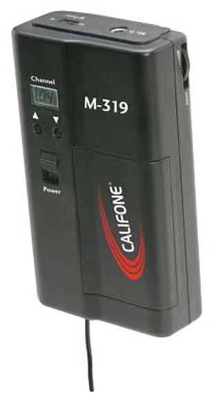 Califone International M319 UHF Belt Pack Transmitter