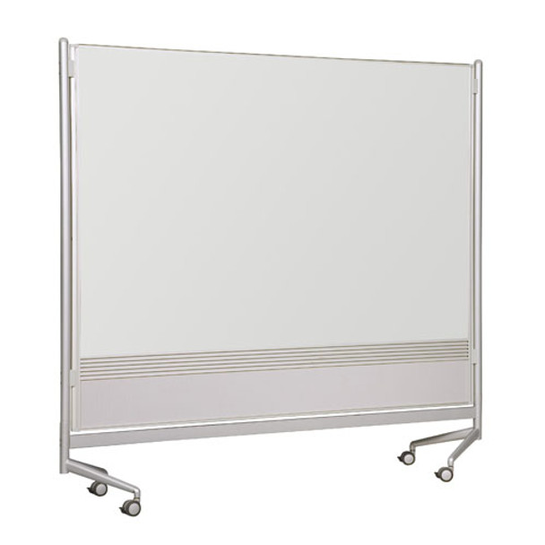 Balt 661AD-DD D.O.C. Double Sided Porcelain Steel Partition 4 x 6