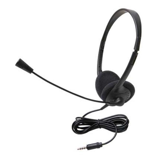 Califone 3065AVT Lightweight Personal Multimedia Stereo Headset