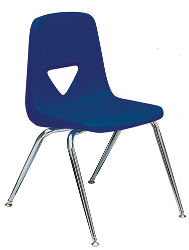 School Chairs L Classroom Chairs L Student Chairs L Classroom Furniture Scholar Craft Sc127 Polypropylene Four Leg School Stack Chair 17 5 Inch Seat Height