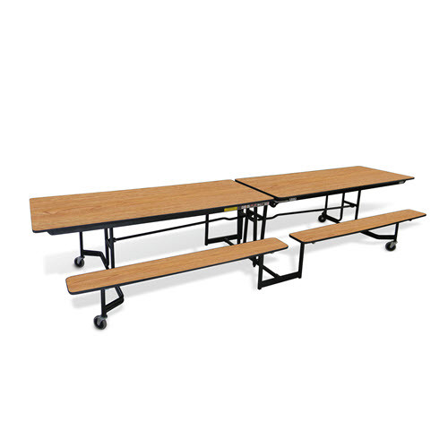 Mitchell Furniture Systems Npx10 Open Bench Portable With Black