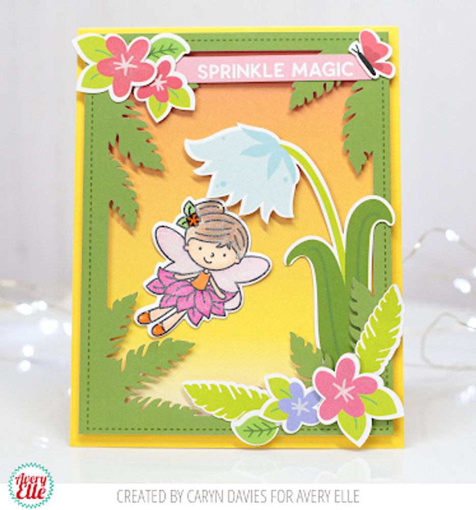 The Spring Collection Paper Pad