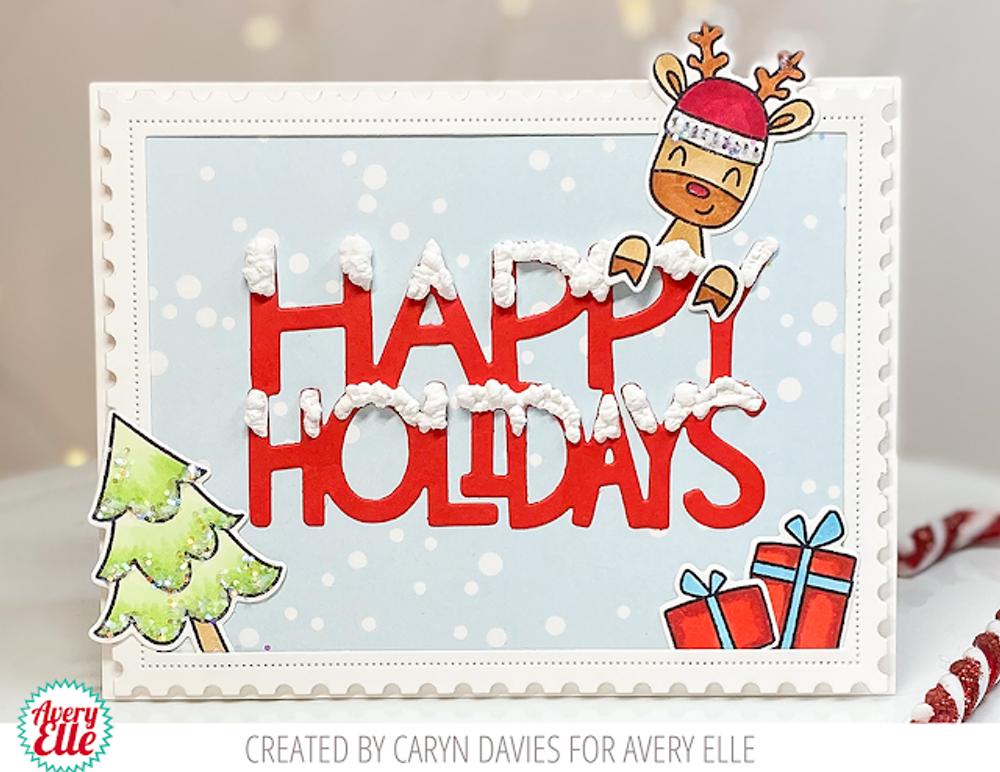Happy Holidays Dies