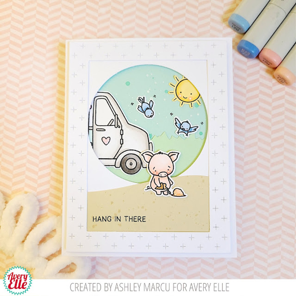 Life Clear Stamps & Dies