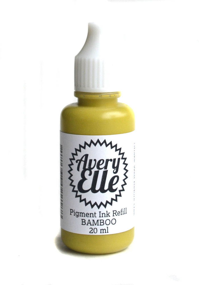 Bamboo Pigment Ink Refill