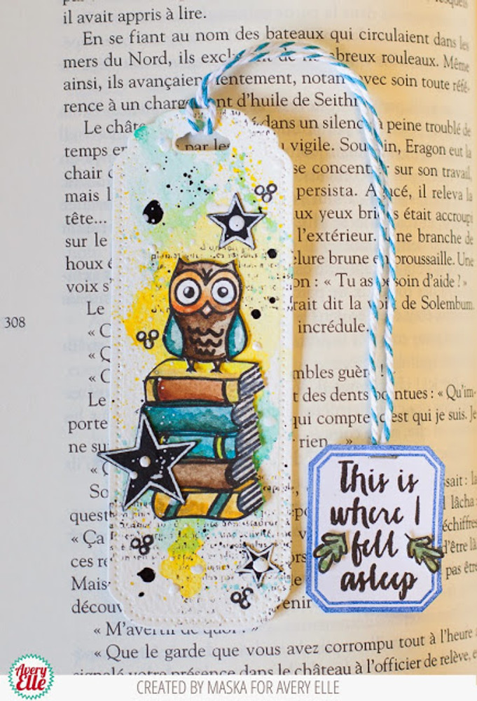 Bookmark Die