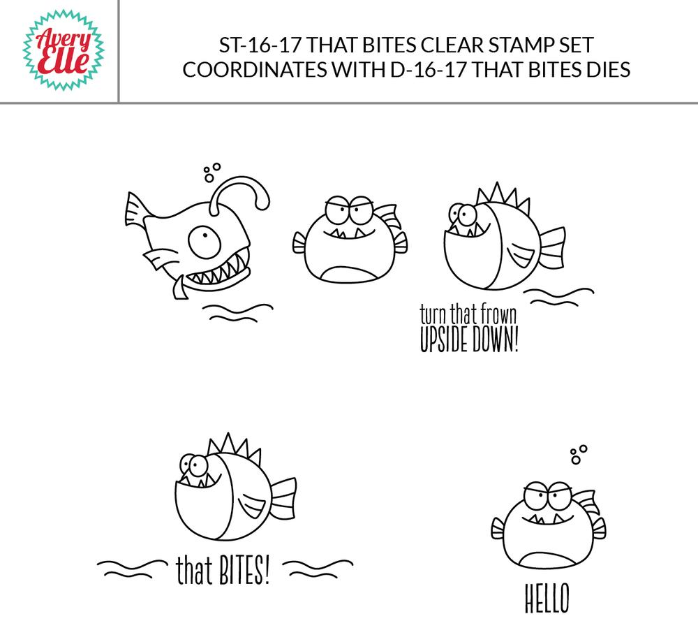 That Bites Stamps & Dies