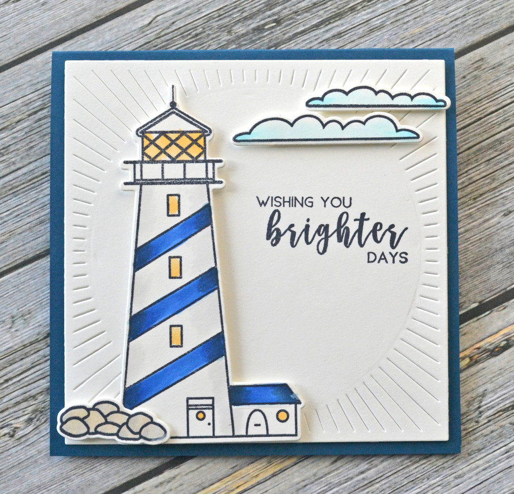 Shine Bright Clear Stamps & Dies
