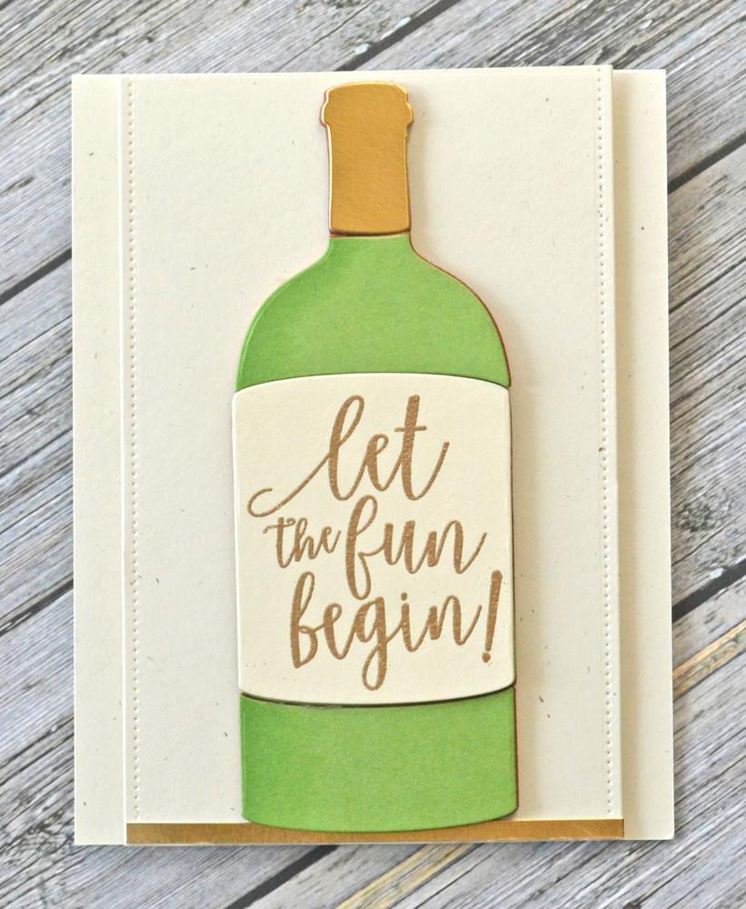Wine Bottle Dies
