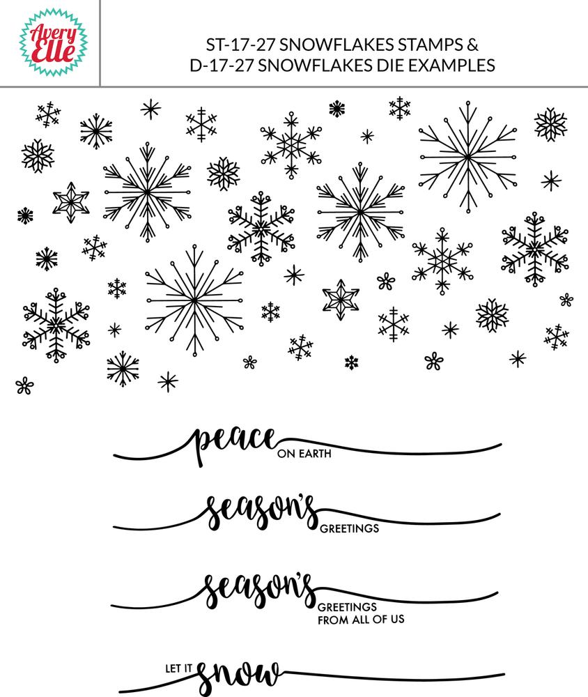 Snowflakes Example