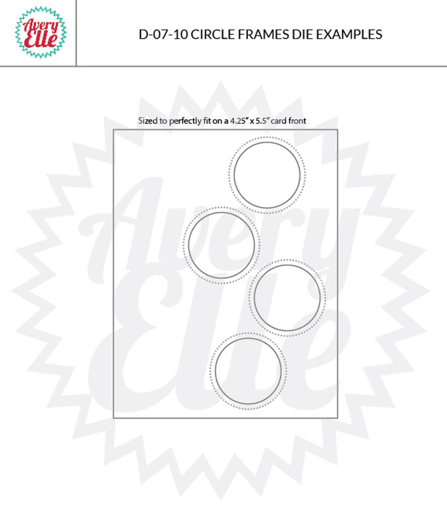 Circle Frames Example
